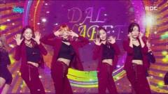 Fri.Sat.Sun (161105 Music Core) - Dalshabet