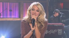 All-American Girl (Walmart Soundcheck 2009) - Carrie Underwood