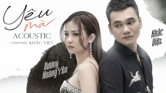 Yêu Mà (Acoustic Version)