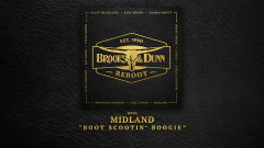 Boot Scootin' Boogie (with Midland [Audio]) - Brooks & Dunn