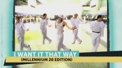 I Want It That Way (Millennium 20 Edition)