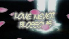 Love Never Blossoms - Kid Trunks