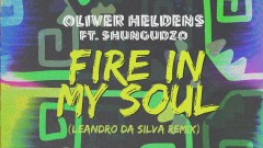Fire In My Soul (Leandro Da Silva Remix (Audio)) - Oliver Heldens, Shungudzo