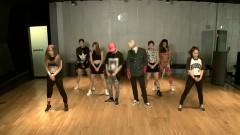 Zutter (Dance Practice) - GD&TOP