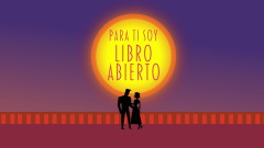 Libro Abierto (Video Lyric) - Leonel García, iLe