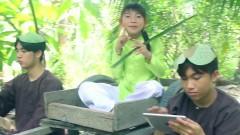 Cô Út Xì Tin - Bé Phạm Anh Thư