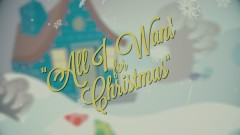 All I Want For Christmas (Lyric Video) - Macy Gray