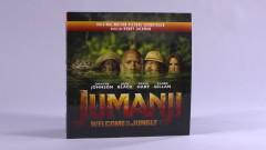 Vinyl Unboxing: Henry Jackman - Jumanji: Welcome to the Jungle (Original Motion Picture Soundtrack) - Henry Jackman