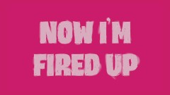 Fired Up (Lyric Video) - Amila