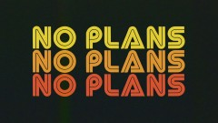 No Plans (Lyric Video) - AJ Mitchell, Marteen