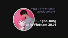 Sungha Jung Speaks About His Live In Vietnam 2014 January!
