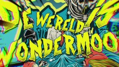 De Wereld Is Wondermooi (feat. Sven DC from Aborted) - Fleddy Melculy