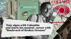 Boulevard Of Broken Dreams (70th Anniversary Celebration) - Tony Bennett