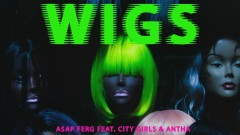 Wigs (Audio) - A$AP Ferg, City Girls, ANTHA