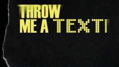 Throw Me A Text (Lyric Video) - Young T & Bugsey