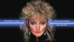 Straight from the Heart (Visualiser) - Bonnie Tyler