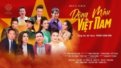 Dòng Máu Việt Nam - Trịnh Xuân Hảo, Lan Anh, Tân Nhàn, Various Artists