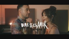 Dime Si es Amor (Official Video) - Larsito, Mandy Capristo
