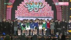 Today's Winner (161118 Music Bank) - TWICE