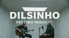 Péssimo Negócio (Live Performance | Vevo) - Dilsinho