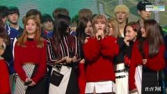 Today's Winner (161120 Inkigayo) - TWICE