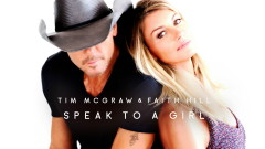 Speak to a Girl (Audio) - Tim McGraw, Faith Hill