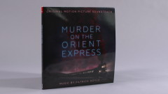 Unboxing Vinyl: Patrick Doyle - Murder on the Orient Express (Original Motion Picture Soundtrack) - Patrick Doyle