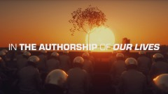 Authorship of Our Lives (lyric video) - Lonely Robot