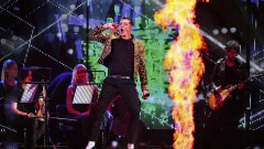 Blame & Summer & Outside (Live At BBC Music Awards 2014) - Calvin Harris, John Newman, Ellie Goulding