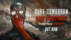Gods & Machines (Official Audio) - Bury Tomorrow