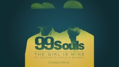 The Girl Is Mine (Crookers Remix [Official Audio)) - 99 Souls, Destiny's Child, Brandy