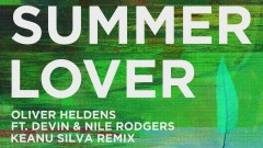 Summer Lover (Keanu Silva Remix (Audio)) - Oliver Heldens, Devin, Nile Rodgers