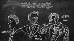That Girl (CORSAK Remix) [Lyric Video] - CORSAK, Olly Murs, Liu Yu Ning