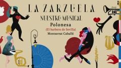 Polonesa (El Barbero de Sevilla) (Audio) - Montserrat Caballé