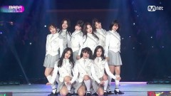 Glass Shoes (2017 MAMA In Japan) - Fromis_9