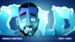 Cold (Audio) - French Montana, Tory Lanez