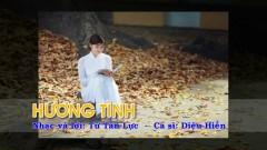 Hương Tình (Karaoke) - Diệu Hiền