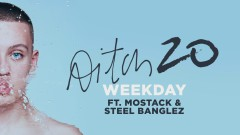 Weekday (Official Audio) - Aitch, Mo$tack, Steel Banglez