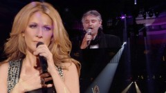 The Prayer (virtual duet with Andrea Bocelli) (Live in Boston, 2008) - Céline Dion