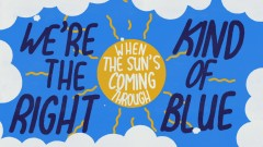 Kind of Blue (Lyric Video) - Hellberg