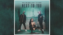 Next To You (Official Audio) - Digital Farm Animals, Becky G, Rvssian
