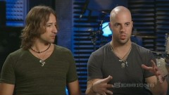 Interview (Sessions @ AOL 2009) - Daughtry