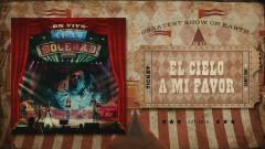 El Cielo a Mi Favor (Circo Soledad En Vivo - Audio) - Ricardo Arjona