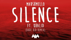 Silence (Rude Kid Remix (Audio)) - Marshmello, Khalid, Rude Kid