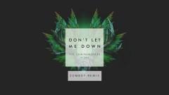 Don't Let Me Down (Zomboy Remix - Audio) - The Chainsmokers, Daya