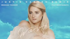 Wave (Justin Caruso Remix - Animated Audio) - Meghan Trainor
