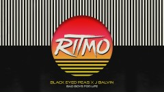 RITMO (Bad Boys For Life) (Audio) - Black Eyed Peas, J Balvin