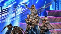Waiting For Tonight, Dancing Medley (American Music Awards 2015) - Jennifer Lopez