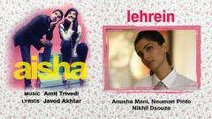 Lehrein (Pseudo Video) - Amit Trivedi, Anusha Mani, Neuman Pinto, Nikhil D'Souza
