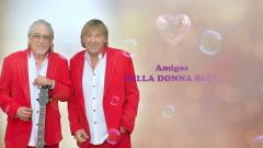 Bella Donna Blue (Mein Herz schlägt Schlager Lyric Video) - Amigos